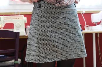 Stage : Réalisation d'une jupe