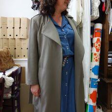 Manteau par Christelle